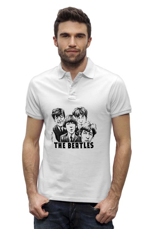 Рубашка Поло Stanley Performs Printio Beatles рубашка поло stanley performs printio слава красной армии