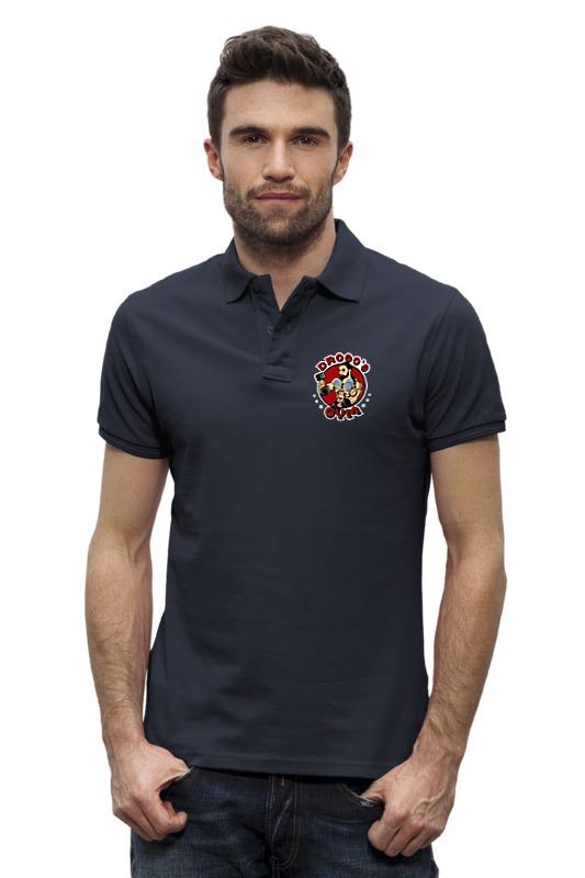 Рубашка Поло Stanley Performs Printio Drogo's gym рубашка поло stanley performs printio слава красной армии