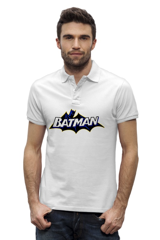 Рубашка Поло Stanley Performs Printio Batman (бэтмен) рубашка поло stanley performs printio слава красной армии