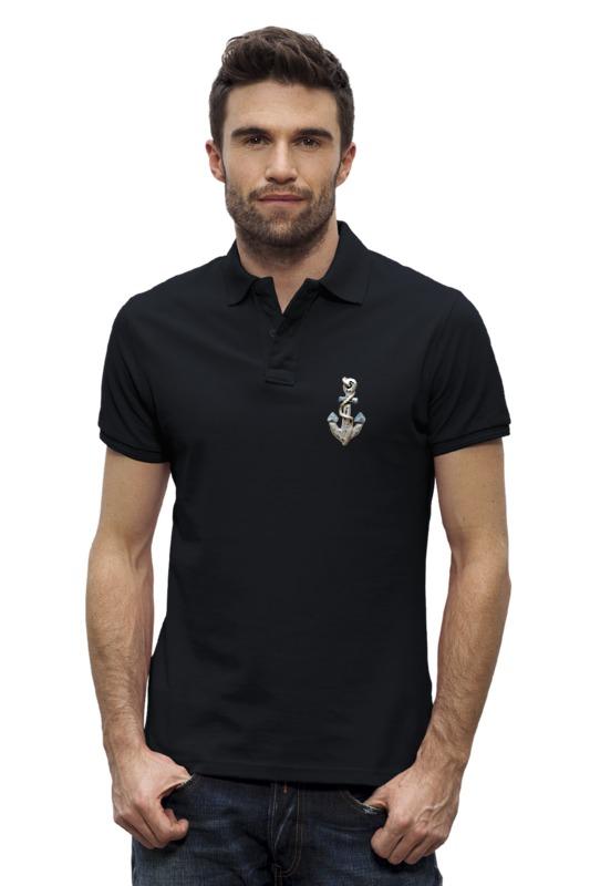 Рубашка Поло Stanley Performs Printio Якорь куртка stanley двусторонняя однотонная с рисунком