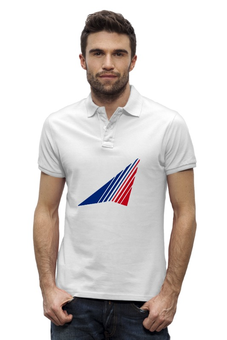 "Рубашка Поло Stanley Performs ""TRANSAERO Old&New"" - transaero, tso, transaero airlines, тсо, траснаэро"