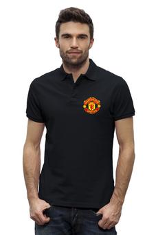 "Рубашка Поло Stanley Performs ""Манчестер Юнайтед"" - манчестер юнайтед, manchester united, футбольный клуб"