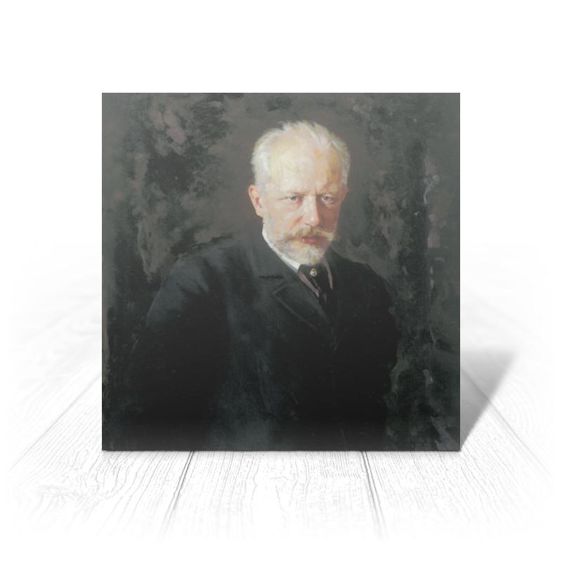 Printio Портрет петра ильича чайковского printio профессор мориарти