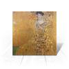 """Открытка """"Портрет Адели Блох-Бауэр I (Густав Климт)"""" - картина, климт"""