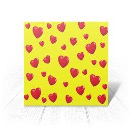 """Открытка """"сердца"""" - любовь, сердца"""