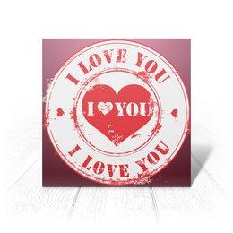 """Открытка """"любовь"""" - любовь, люблю"""
