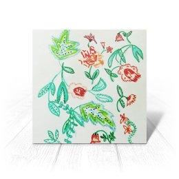 """Открытка """"Цветы"""" - красиво, лето, цветы, весна"""
