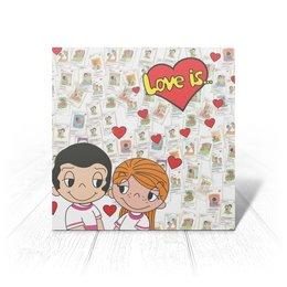 """Открытка """"любовь"""" - любовь, пары"""