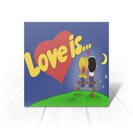 """Открытка """"любовь"""" - любовь, любимой, пары, любимый"""