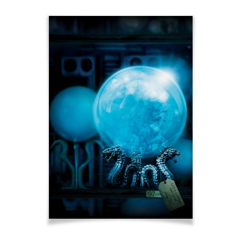 Плакат A3(29.7x42) Printio Гарри поттер плакат a3 29 7x42 printio bloodborne