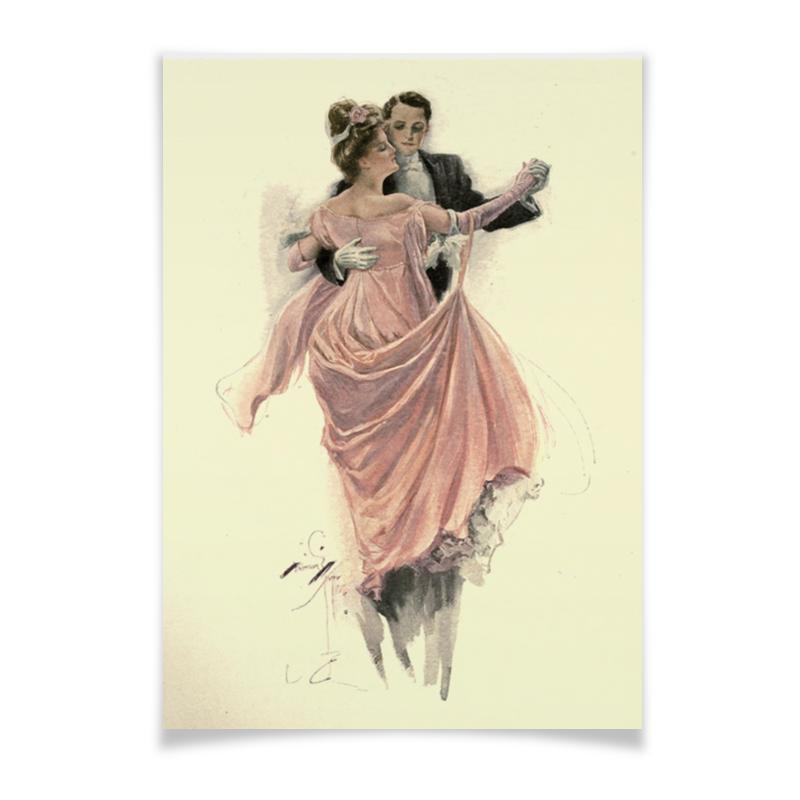 Printio Вальс танец влюбленных цена