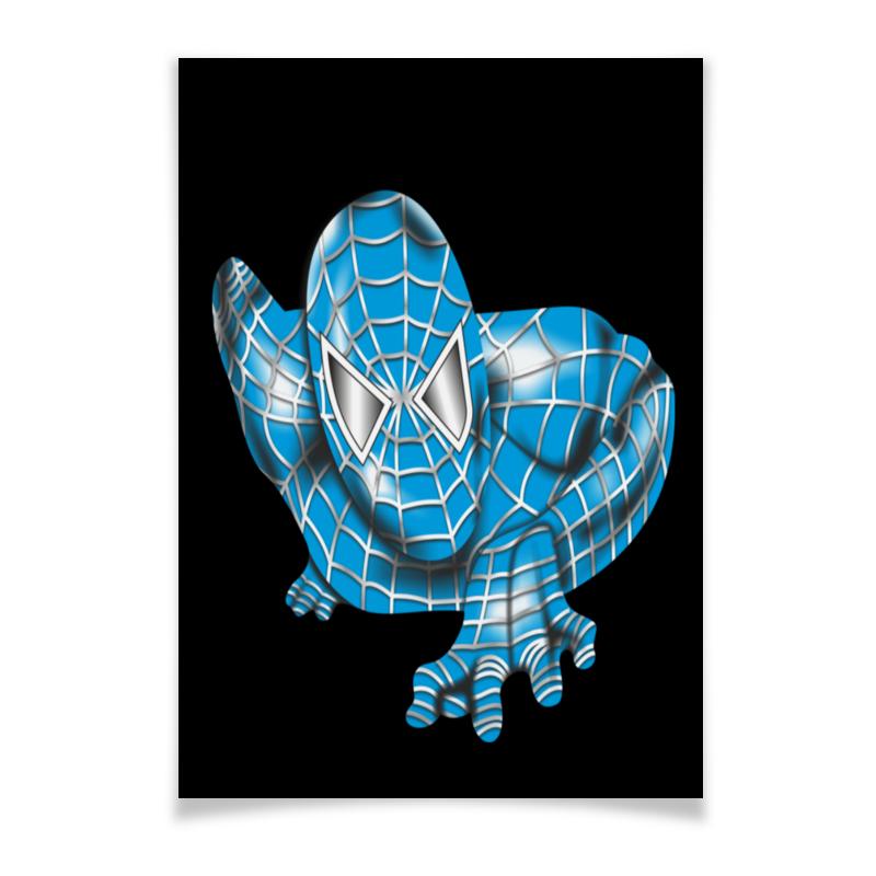 Плакат A3(29.7x42) Printio Человек паук плакат a3 29 7x42 printio человек паук