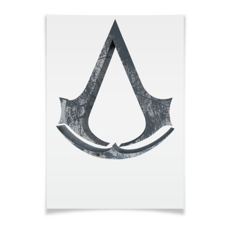 Printio Assassin's creed плакат a3 29 7x42 printio another brick in the wall