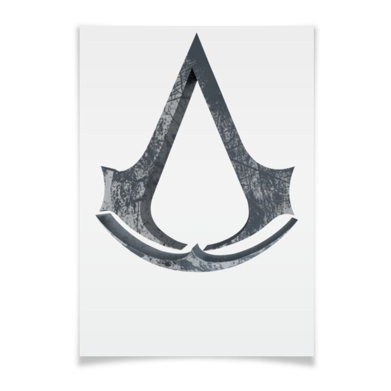 Printio Assassin's creed плакат a3 29 7x42 printio santa