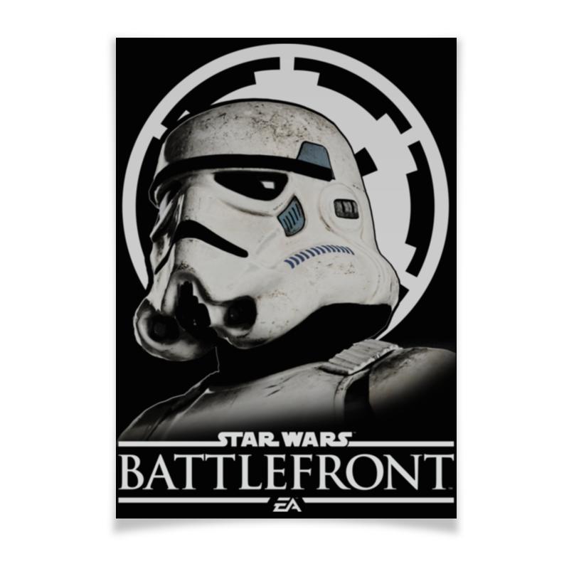 Плакат A3(29.7x42) Printio Battlefront плакат a3 29 7x42 printio бэтмен