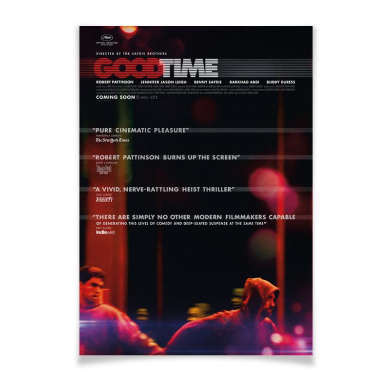 Printio Хорошее время / good time плакат a3 29 7x42 printio hard time