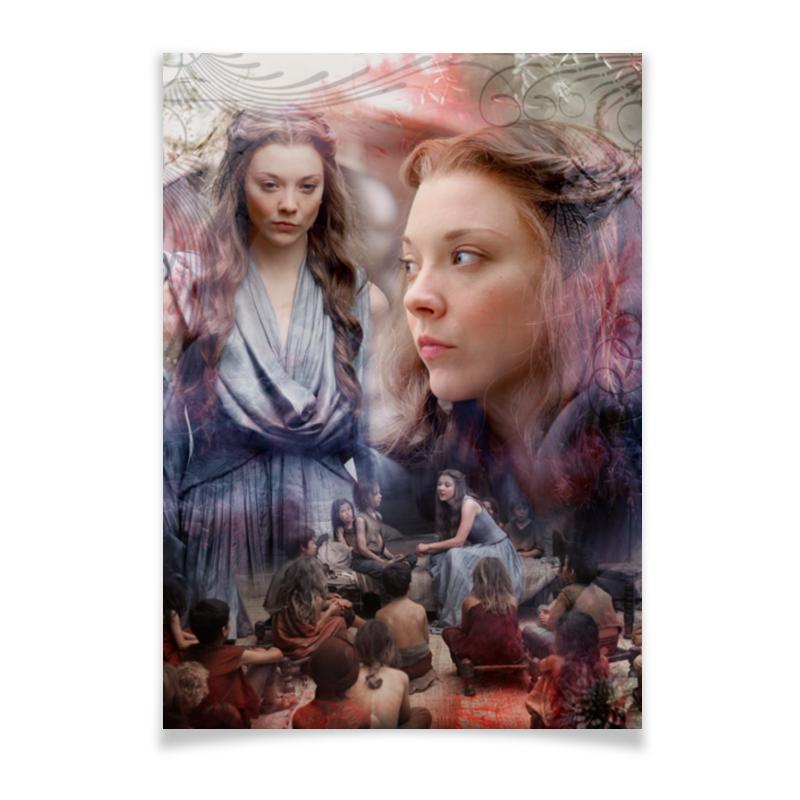 Плакат A3(29.7x42) Printio Mercy queen плакат a3 29 7x42 printio mercy