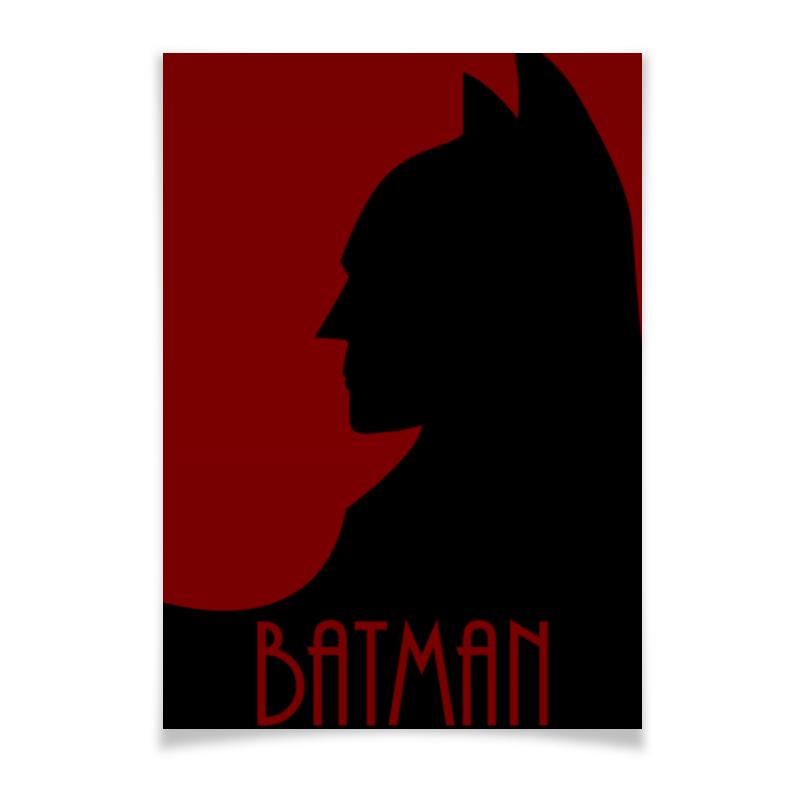 Плакат A3(29.7x42) Printio Бэтмен плакат a3 29 7x42 printio лего фильм бэтмен the lego batman movie