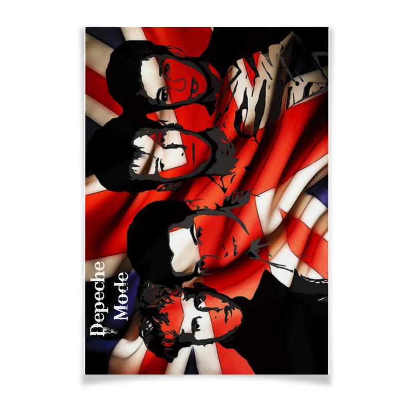 Плакат A3(29.7x42) Printio Depeche mode jelly belly bean boozled драже жевательное 45 г