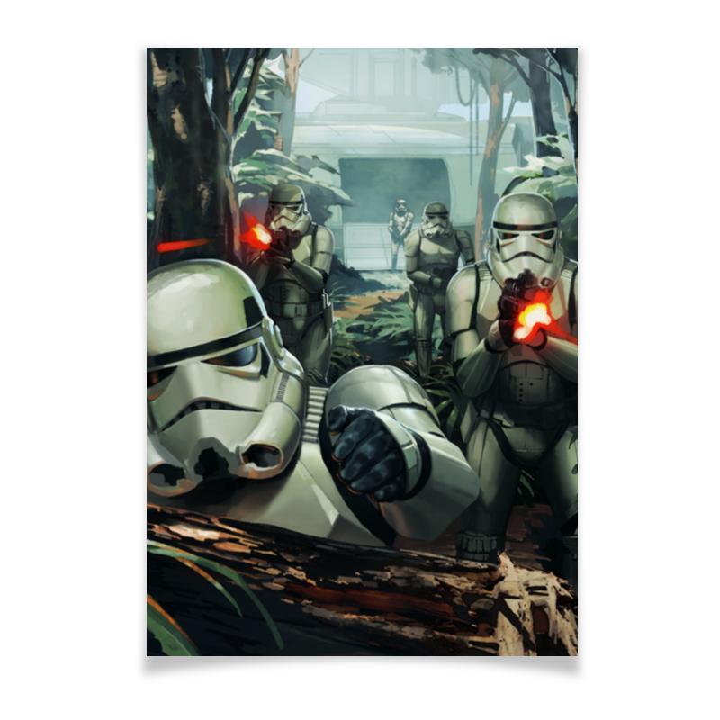 Плакат A3(29.7x42) Printio Штурмовики чим чим вермишель фунчоза бобовая 100 г
