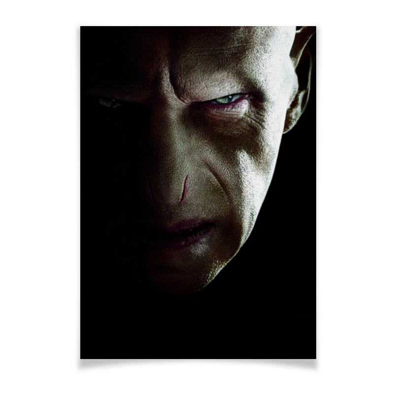 Плакат A3(29.7x42) Printio Волан-де-морт плакат a3 29 7x42 printio bloodborne