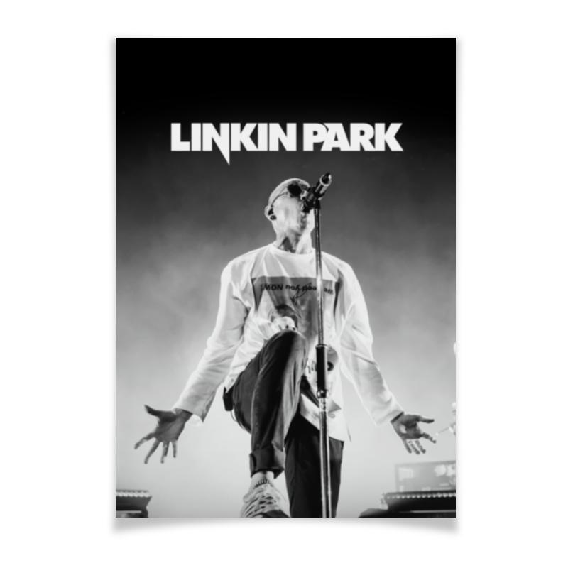 Плакат A3(29.7x42) Printio Linkin park плакат a3 29 7x42 printio стальной алхимик