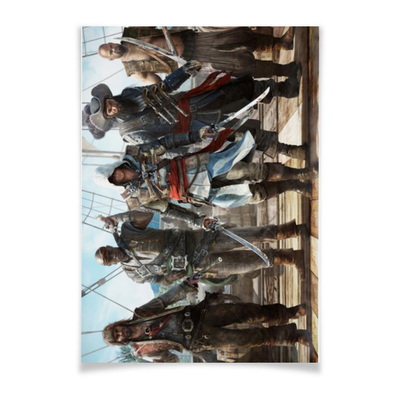 Плакат A3(29.7x42) Printio Assassins creed / крэдо убийцы плакат a3 29 7x42 printio кредо убийцы