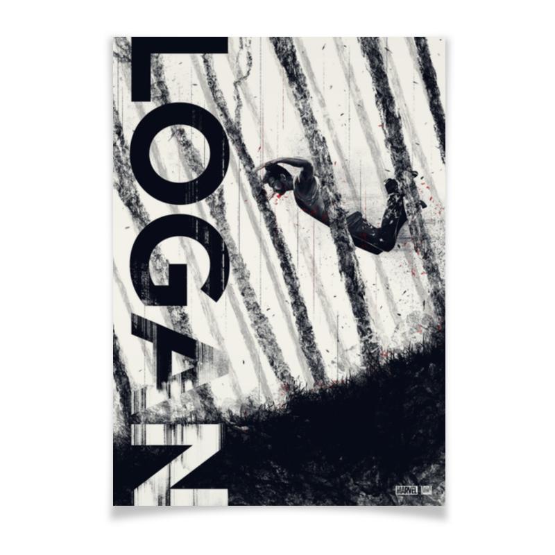 Printio Логан / росомаха / wolverine