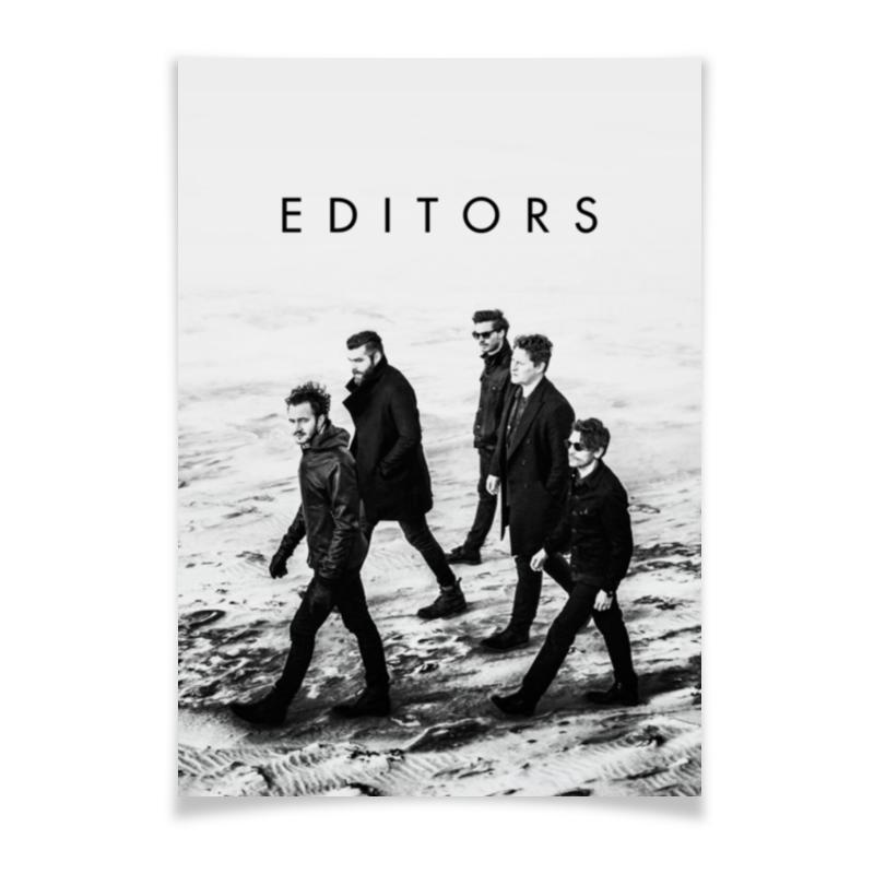 Плакат A3(29.7x42) Printio Editors