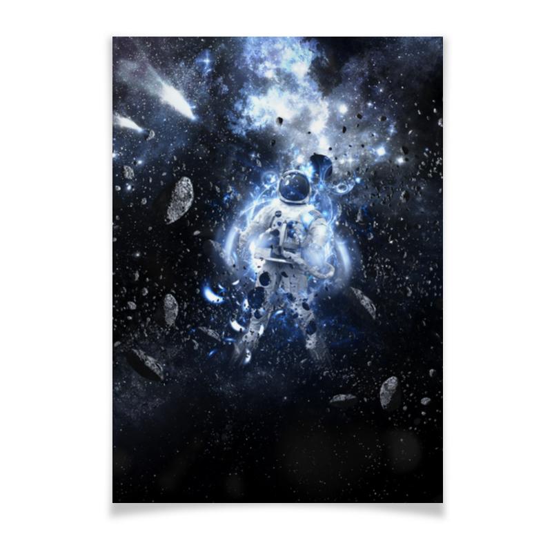Плакат A3(29.7x42) Printio Астронавт плакат a2 42x59 printio драко малфой