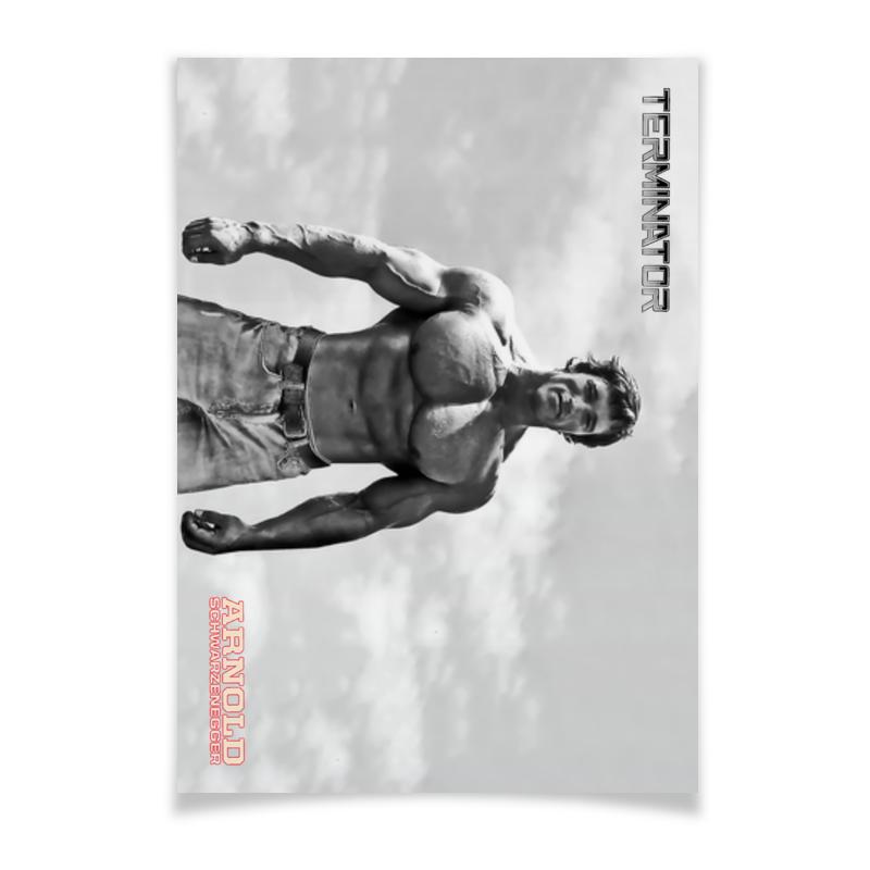 Плакат A3(29.7x42) Printio Arnold schwarzenegger плакат a3 29 7x42 printio beatles