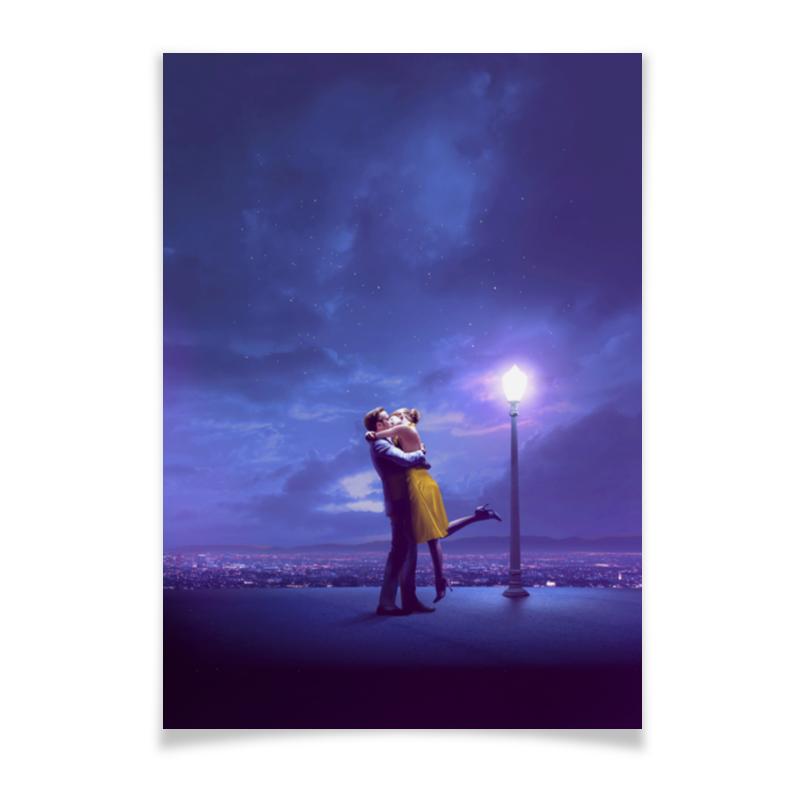 Плакат A3(29.7x42) Printio Ла ла ленд камилла де ла бедуайер луис комфорт тиффани лучшие произведения