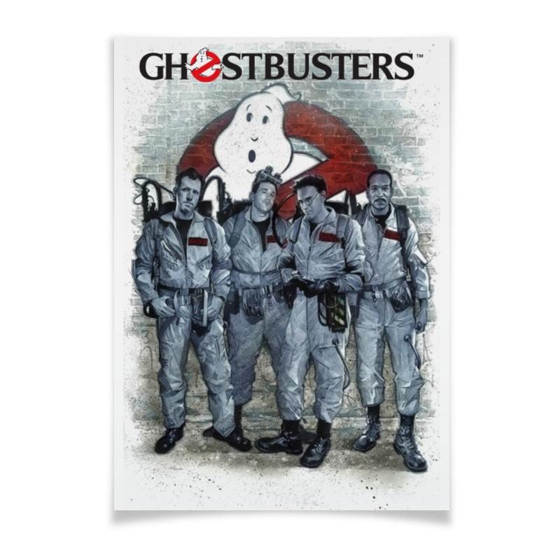 Плакат A3(29.7x42) Printio Ghost busters плакат a3 29 7x42 printio bloodborne