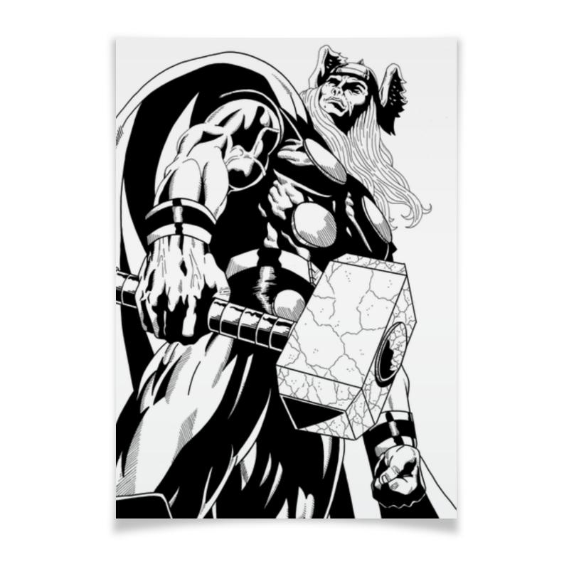 Плакат A3(29.7x42) Printio Тор мойка frap f4858