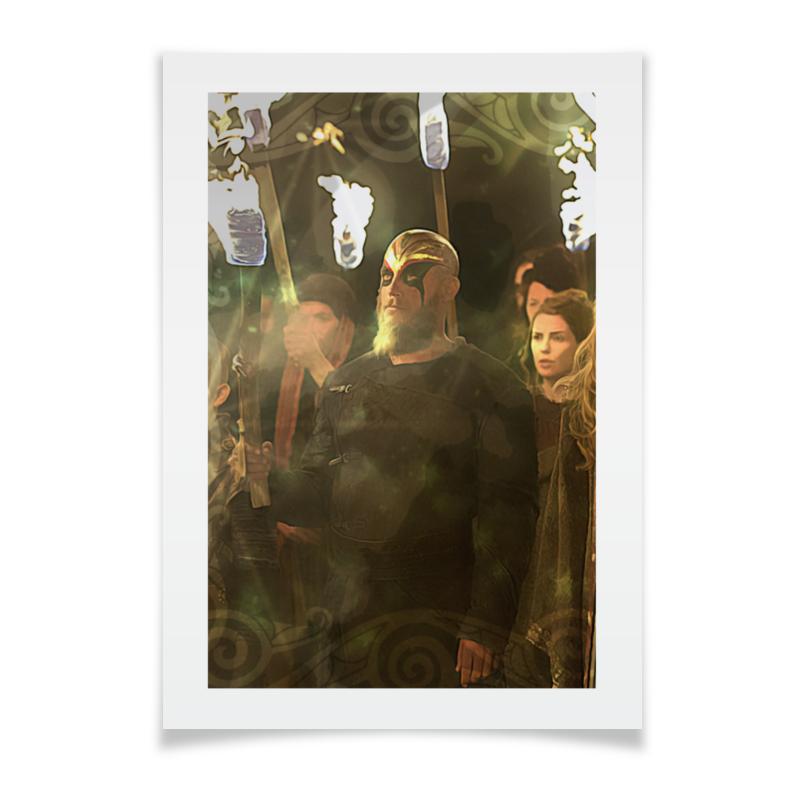 Плакат A3(29.7x42) Printio Йоль фест плакат a3 29 7x42 printio алкоголь