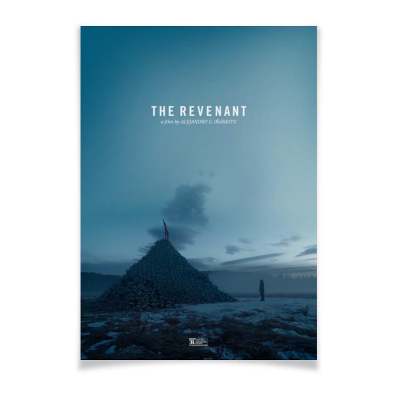 Плакат A3(29.7x42) Printio Выживший / revenant the revenant