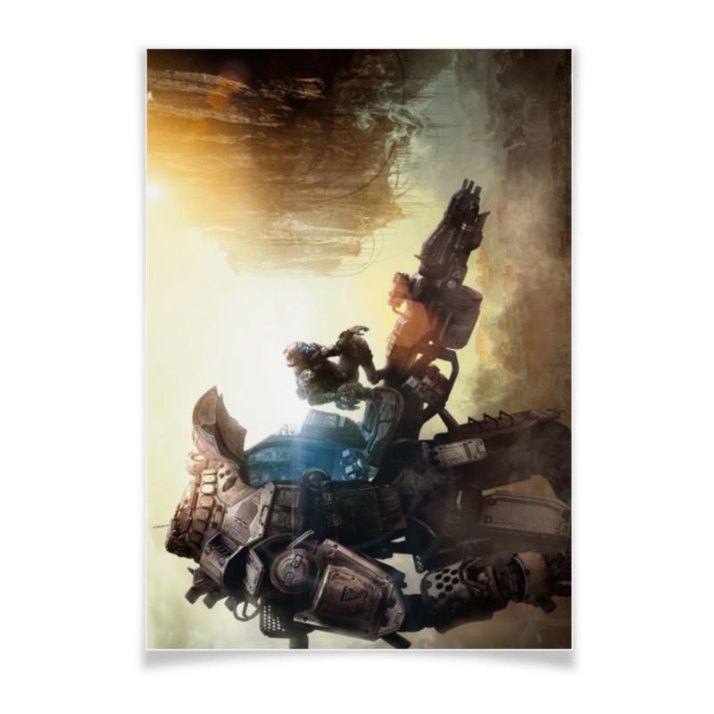 Плакат A3(29.7x42) Printio Titanfall кружка printio xbox titanfall