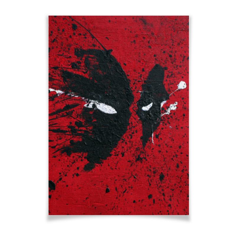 Плакат A3(29.7x42) Printio Deadpool плакат a2 42x59 printio противостояние