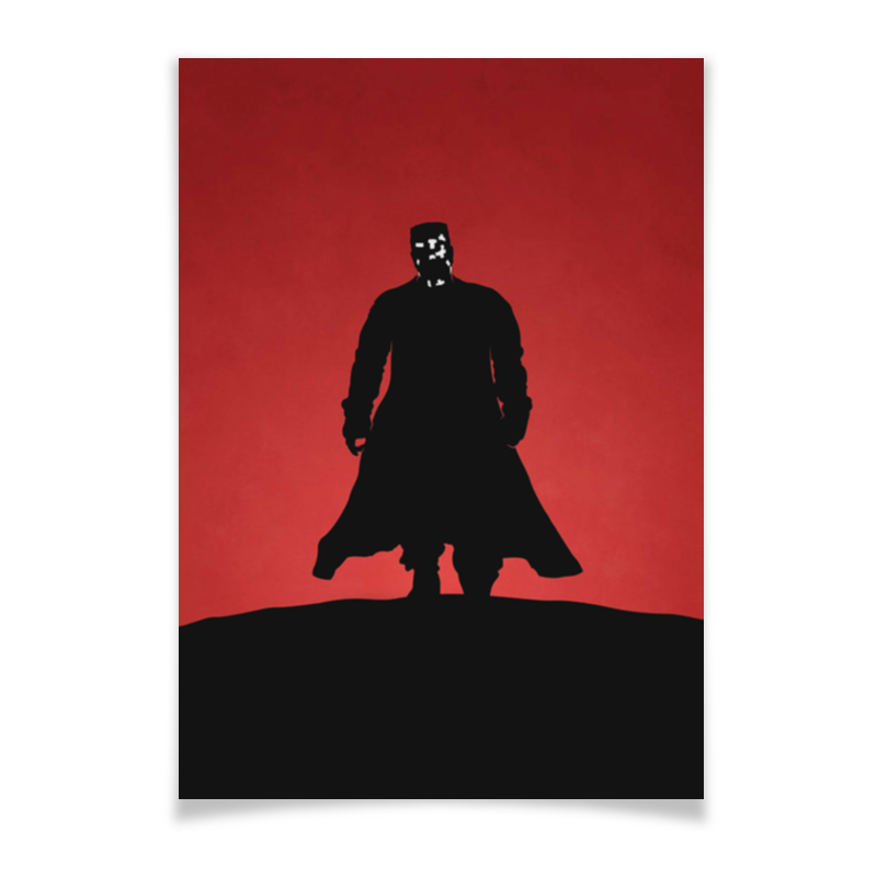 Плакат A3(29.7x42) Printio Марв granmulino перья 54 450 г