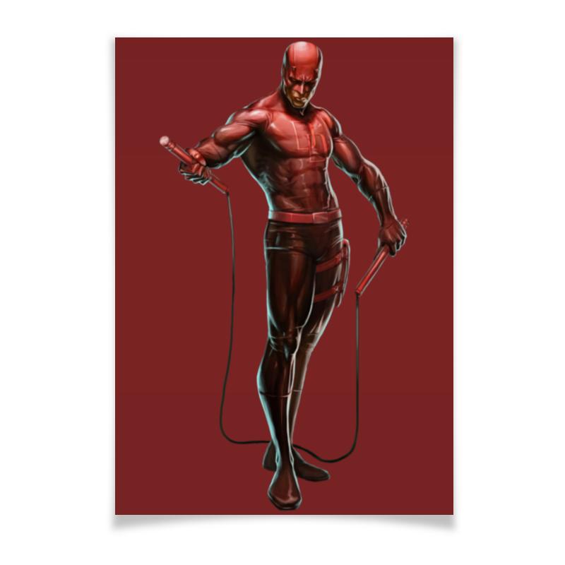 Плакат A3(29.7x42) Printio Daredevil / сорвиголова daredevil volume 1
