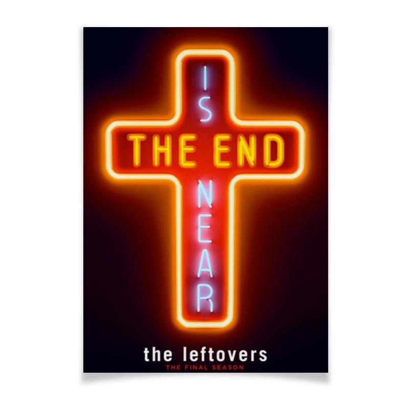 Плакат A3(29.7x42) Printio Оставленные / the leftovers футболка рингер printio оставленные the leftovers