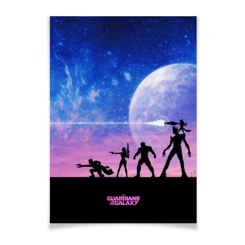 Плакат A3(29.7x42) Printio Стражи галактики плакат a3 29 7x42 printio алкоголь