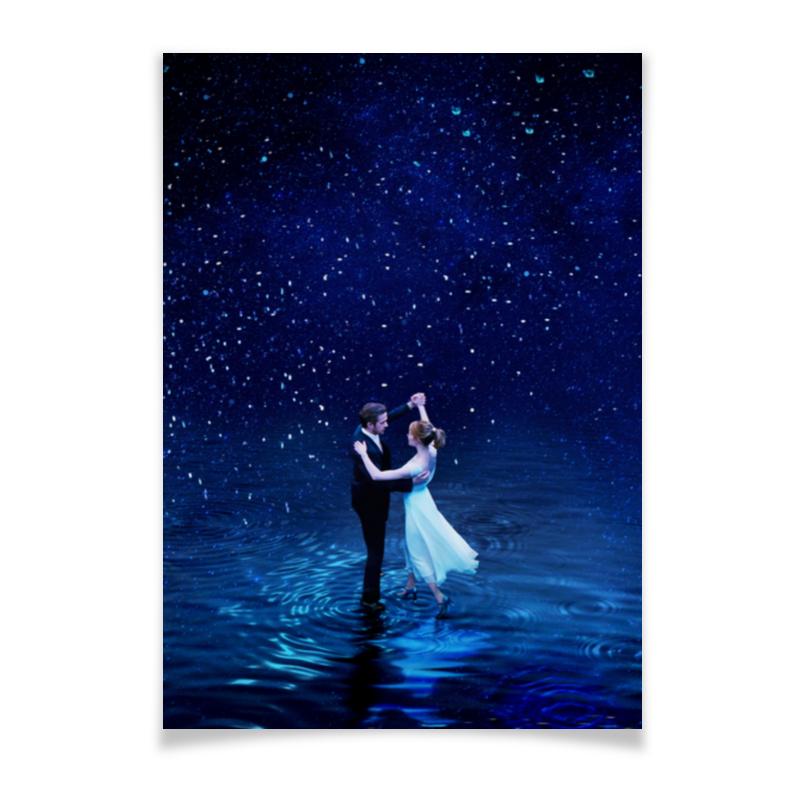 Плакат A3(29.7x42) Printio Ла ла ленд фляга сима ленд pro life 750ml gray 1401842