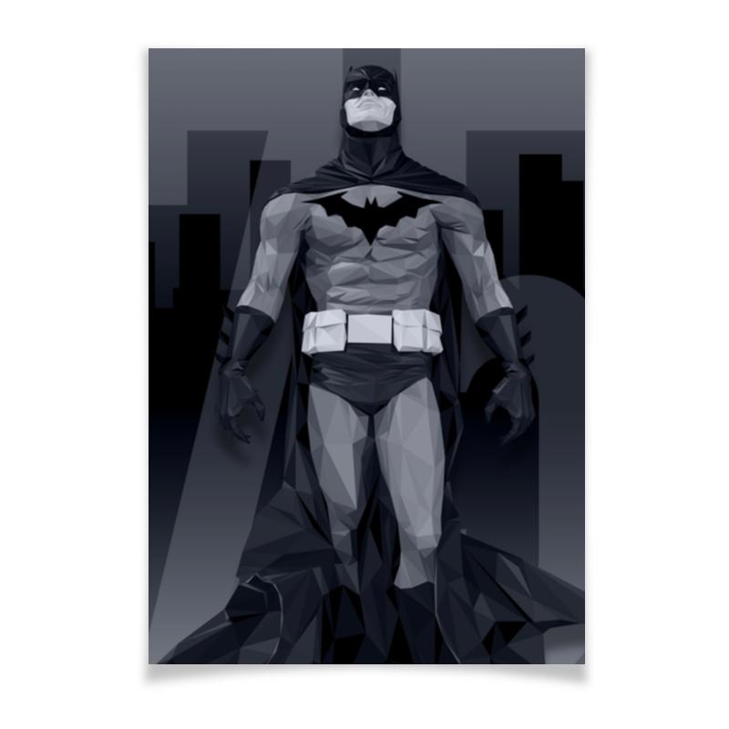 Плакат A3(29.7x42) Printio Бэтмен плакат a2 42x59 printio драко малфой