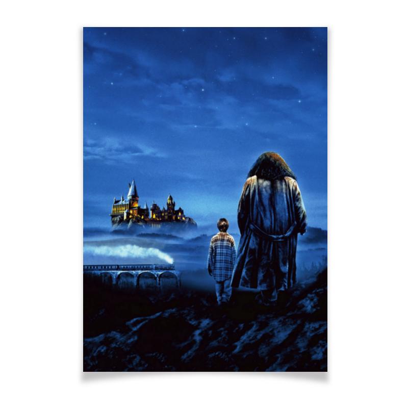 Плакат A3(29.7x42) Printio Гарри поттер