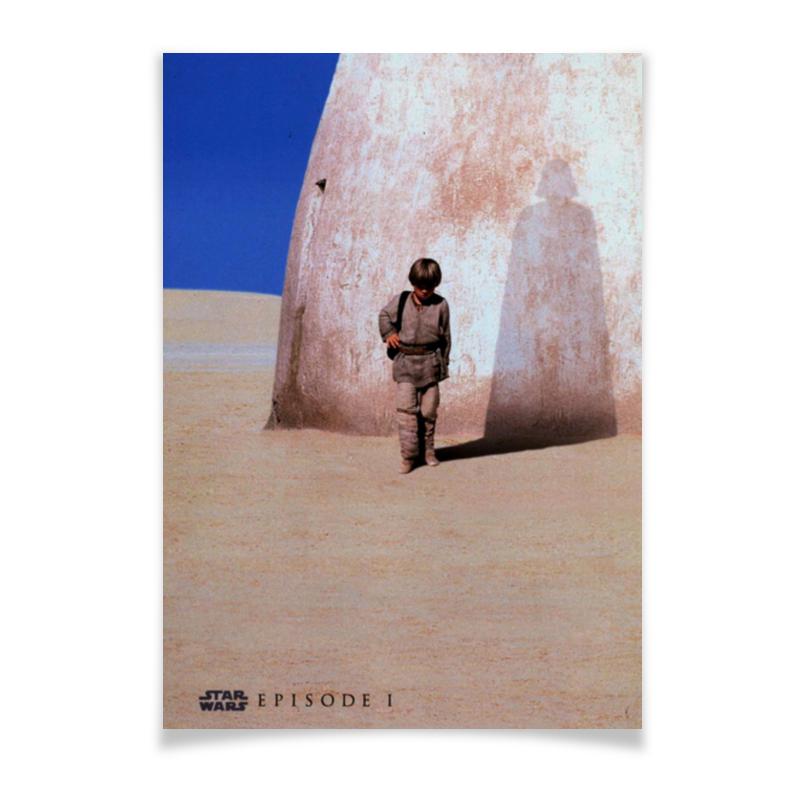 Плакат A3(29.7x42) Printio Star wars / звездные войны плакат a3 29 7x42 printio человек паук
