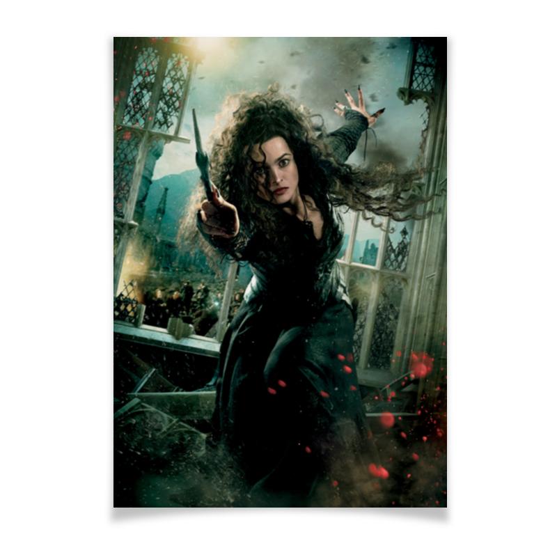 Плакат A3(29.7x42) Printio Беллатриса плакат a2 42x59 printio драко малфой