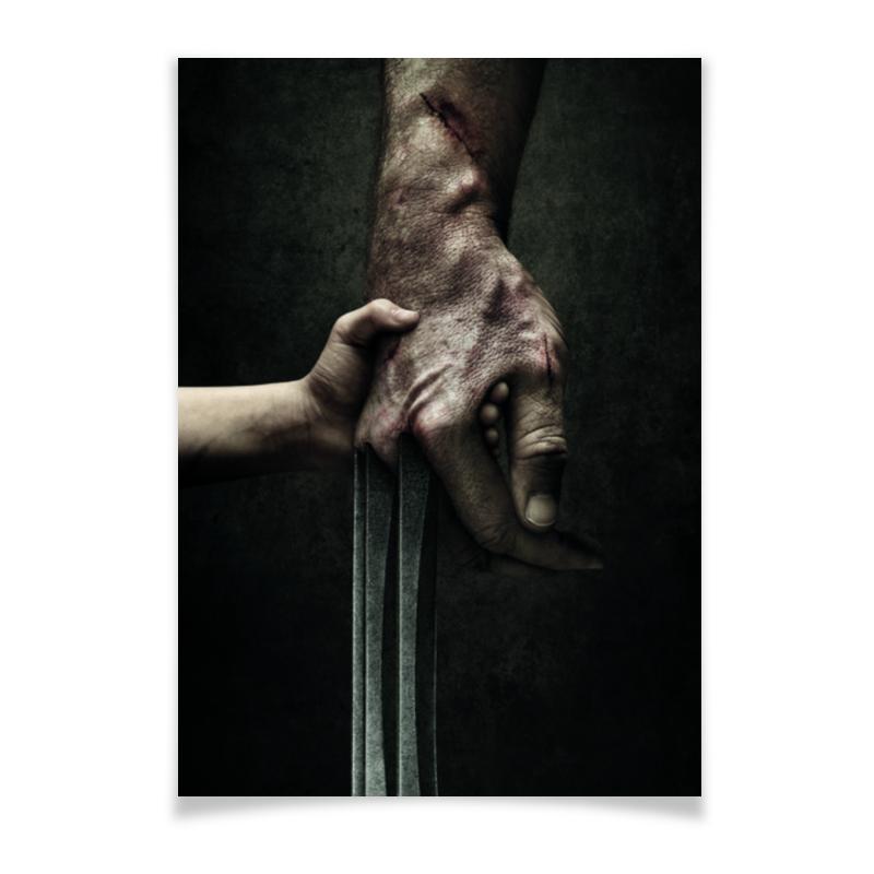 Плакат A3(29.7x42) Printio Логан рено логан салон киров