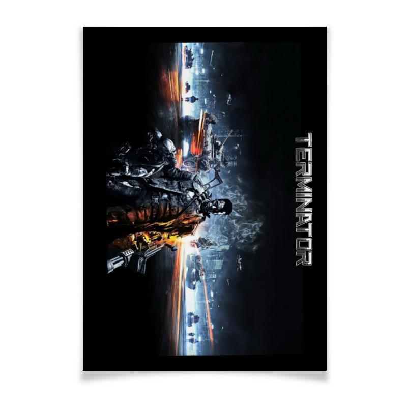 Плакат A3(29.7x42) Printio Terminator плакат a3 29 7x42 printio бэтмен