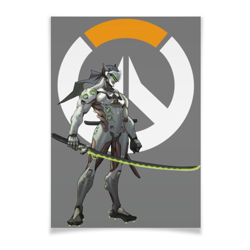 Printio Overwatch genji / овервотч гендзи скатерть квадратная printio overwatch genji овервотч гендзи